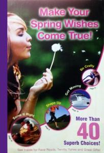 Spring Catalogue